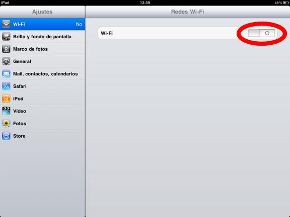 Manual iPad]Como conectar el iPad a internet por WiFi | mecambioaMac