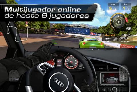 gran simulador de carreras de coches gratis para iPhone  Mecambioamac