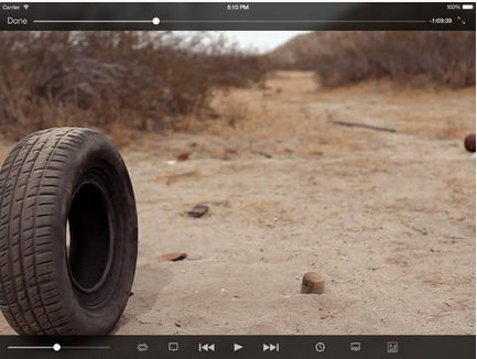 VLC Ipad iPhone 2