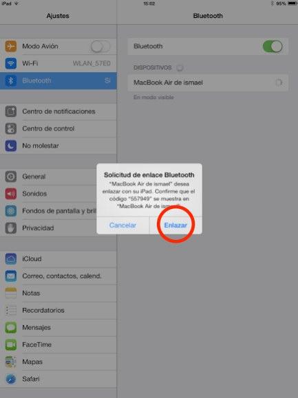 compartir conexion mac con ipad 7